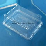 Cestello di plastica della frutta dell'animale domestico della radura del contenitore della frutta dell'OEM