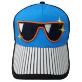 2つの調子Bb200の6つのパネルの野球帽