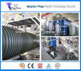 Riga ondulata dell'espulsione del tubo di Krah dell'HDPE/macchina di plastica di fabbricazione del tubo di bobina
