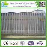 Galvanisiertes Steel Perimeter Security Palisade Fence für BRITISCHES Market