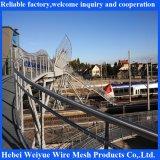 Maglia di lavoro a maglia della fune metallica dell'acciaio inossidabile