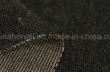 El hilado teñió la tela polivinílica/de rayón, solo echado a un lado aplicado con brocha, 230g/Sm
