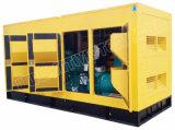 jogo de gerador 600kVA Diesel silencioso super com motor P222le de Doosan com aprovações de Ce/Soncap/CIQ