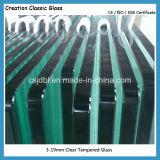 319mm Duidelijk Glas Toughend (met het Certificaat van Ce/van ISO/SGS)
