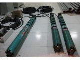 Bomba elevada de alta pressão de vários estágios do submarino da cabeça da sução