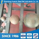 影響が大きい靭性の鋼鉄金属によって造られる粉砕の球