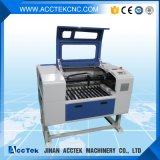 Prix Akj6040 de machine de gravure de laser de qualité d'Acctek mini
