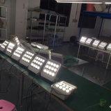 Iluminación al aire libre solar del punto de la cartelera LED