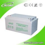 Bateria acidificada ao chumbo usada para o UPS e o inversor solar