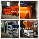 Ligne complètement automatique de production à la machine de la brique Qt10-15