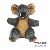 Dog (YT83915)를 위한 동물성 Shape Plush Squeaker Pet Toy