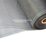 ダークグレーカラー18*16網のガラス繊維のはえスクリーンのカスクリーンの網