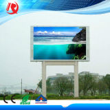 2016 Mais populares P8mm ao ar livre DIP Full Color LED Bill Board