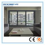 Finestra e portello di scivolamento di alluminio personalizzati alta qualità di Roomeye