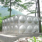 De duurzame Tank van het Water van het Roestvrij staal Modulaire 10000 Liter
