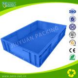青い軽量記号論理学のパッケージのプラスティック容器