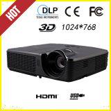 HD 1080P Образование DLP-проектор Поддержка 3D, HDMI (DP-307)