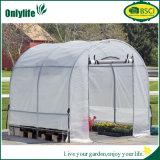 Camera calda di plastica della pellicola pieghevole agricola della serra del giardino di Onlylife