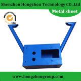 Cadre fait sur commande de fabrication de tôle, cadre de pièce jointe en métal