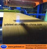 Деревянная катушка конструкции PPGI стальная