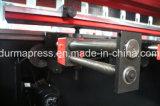Машина гидровлической плиты Wc67y-125t/3200mm складывая, гибочная машина гидровлическая, машина гибочного устройства для сбывания