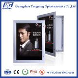 diodo emissor de luz lockable ao ar livre impermeável Box-YGW52 claro da espessura de 52mm