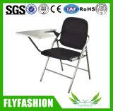 メモ帳(SF-33F)が付いている革学校学生の椅子