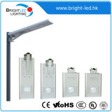 Cer RoHS IP66 Sensor All in Ein LED Solar Street Light