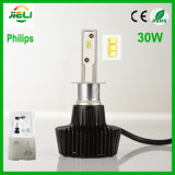 Faro dell'automobile H1 LED di Philips 30 W.P. 83