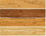 Mattonelle di legno della stanza da bagno