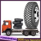 Special pour de bons pneus de camion de la performance 8.25r20 d'usure de performance élevée de chargement utilisés par exploitation