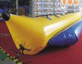 1.0mm Belüftung-Qualitäts-aufblasbare Wasser-Fliegen-Fisch-Wasser-Spielwaren-aufblasbare surfende Fliegen-Fische