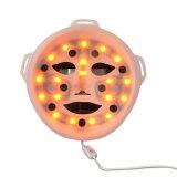 Mascherina di vibrazione di vendita calda di massaggio di fronte per rimozione antinvecchiamento della grinza con Adapterwy-1003