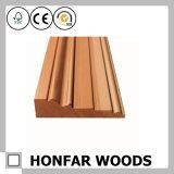 Molde de madeira da coroa do hotel ou o Home do material de construção