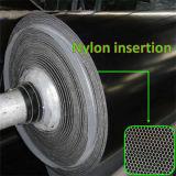 Het stof Met een laag bedekte Rubber van het Nitril, Neopreen, Hypalon, EPDM