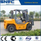 中国の品質のSnsc 5tonのディーゼルフォークリフト