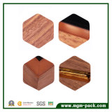 Caja de reloj de madera retra de alta calidad para el regalo
