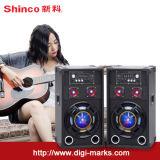 Altoparlante stereo di nuovo karaoke senza fili domestico caldo di Bluetooth
