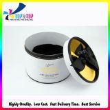 Kundenspezifisches heißes Stempeln ringsum Kerze-Kasten mit schwarzem Farbband