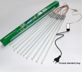 indicatore luminoso impermeabile del tubo della meteora di festa LED di natale 5050 di 5050/48/50cm