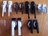 88의 시리즈 PVC 슬라이딩 윈도우 주거 집을%s 이중 유리를 끼우는 유리 그리고 석쇠