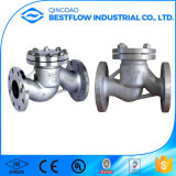DIN3202 F6 Form-Stahl-Schwingen-Rückschlagventil
