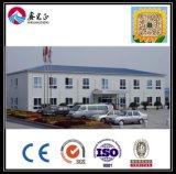 Entrepôt mobile d'atelier de structure métallique de panneau chinois de poids léger avec la conformité de la CE