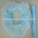 Doppio polipropilene elastico e protezione non tessuta della clip che fanno macchina