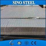 Faible prix Q195 Q235 Q345 Plaque en acier au carbone avec haute résistance