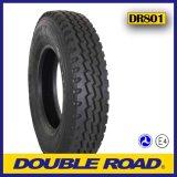 Russischer Markt-Doppelt-Straßen-Gummireifen 315 80 22.5 LKW-Reifen