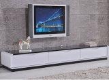 Moderner Fernsehapparat-Standplatz in den Wohnzimmer-Möbeln (898)