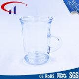 copo do vidro de água do cilindro 130ml com mão (CHM8161)