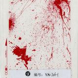 Película de la impresión de la transferencia del agua de Hydrographics de la sangría de Yingcai