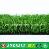 Relvado artificial do futebol barato artificial plástico do relvado da grama